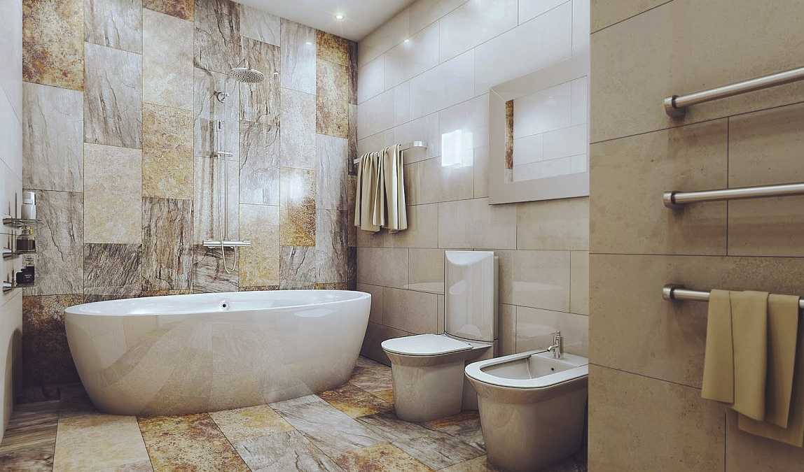 Краска для плитки в ванной на пол