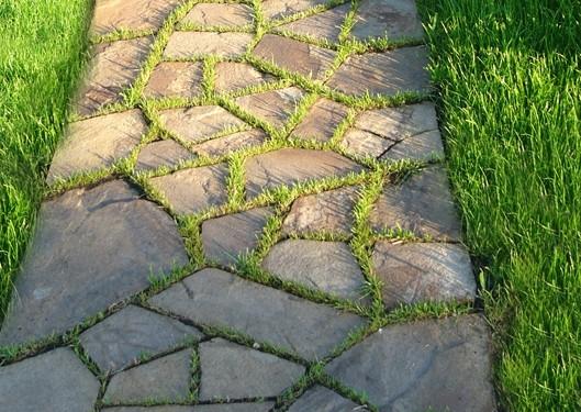 как сделать основание под тротуарную плитку