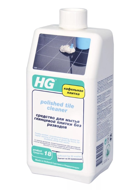 HG для глянцевой плитки