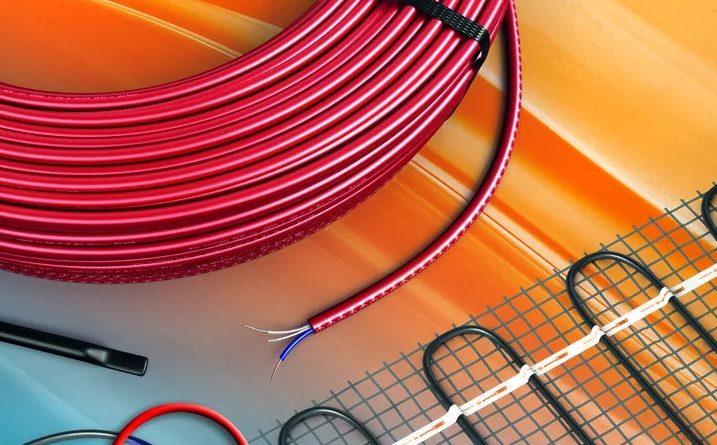 Нагревательные кабеля в полу
