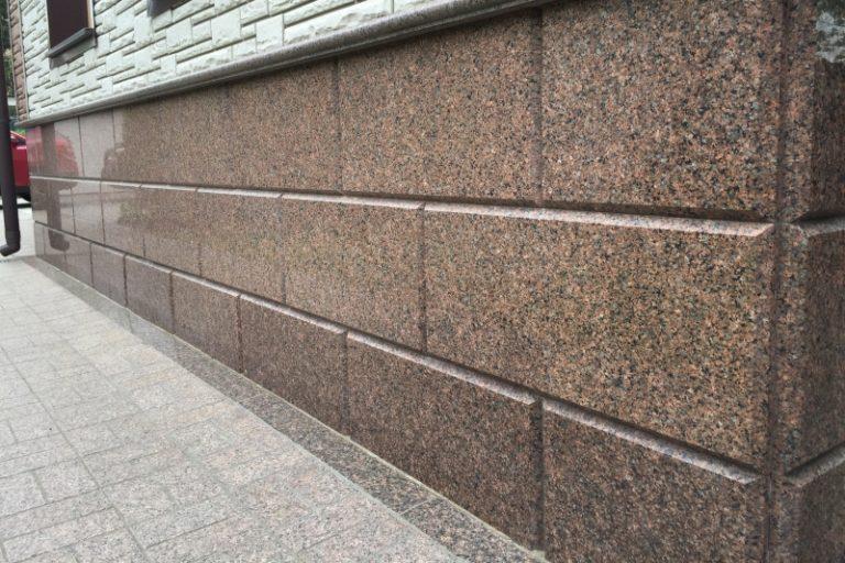 керамогранит для цоколя под камень фото специалистов свидетельствуют, что