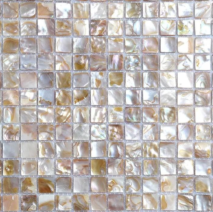 мозаика с перламутром
